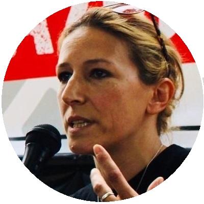 Roberta Perrone Portavoce Nord Ovest