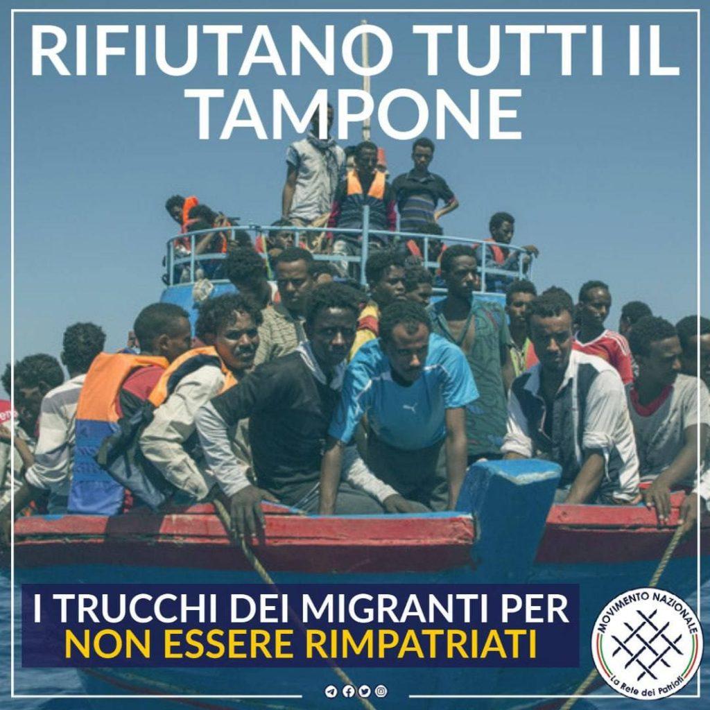 i trucchi dei migranti